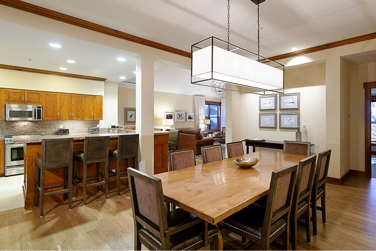 5-bedroom Snowmass Club vacation rental