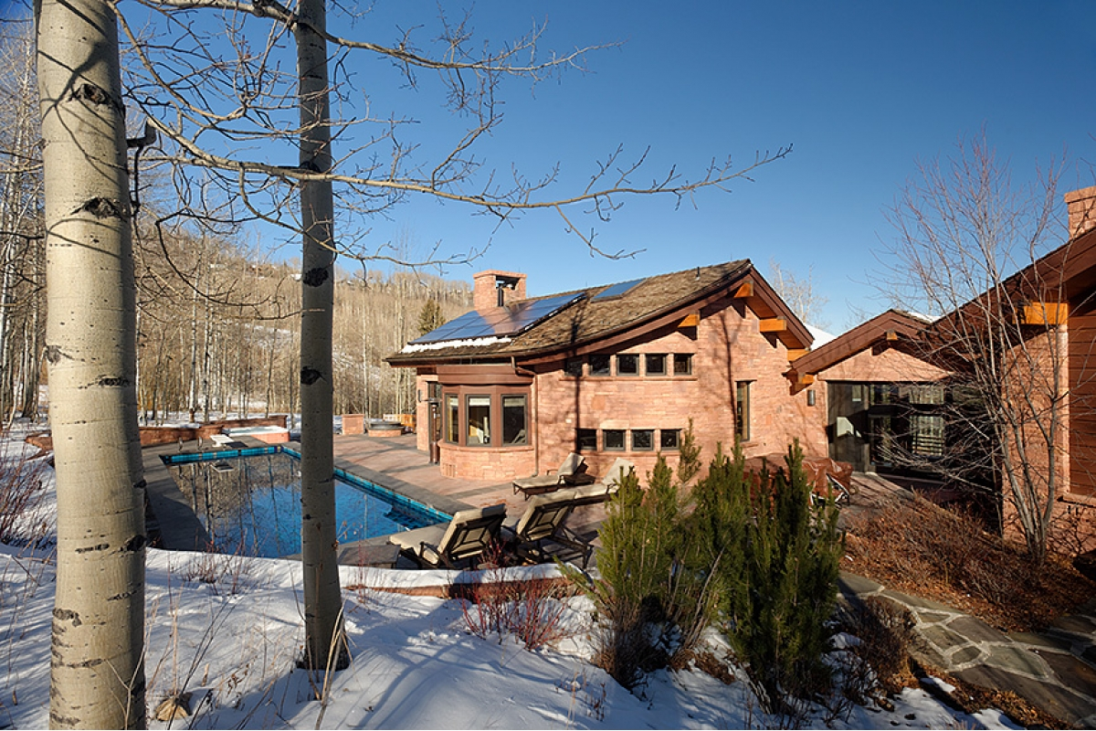 4 bedroom ski in ski out snowmass vacation rentals alpine property - Alpine vacation houses ...