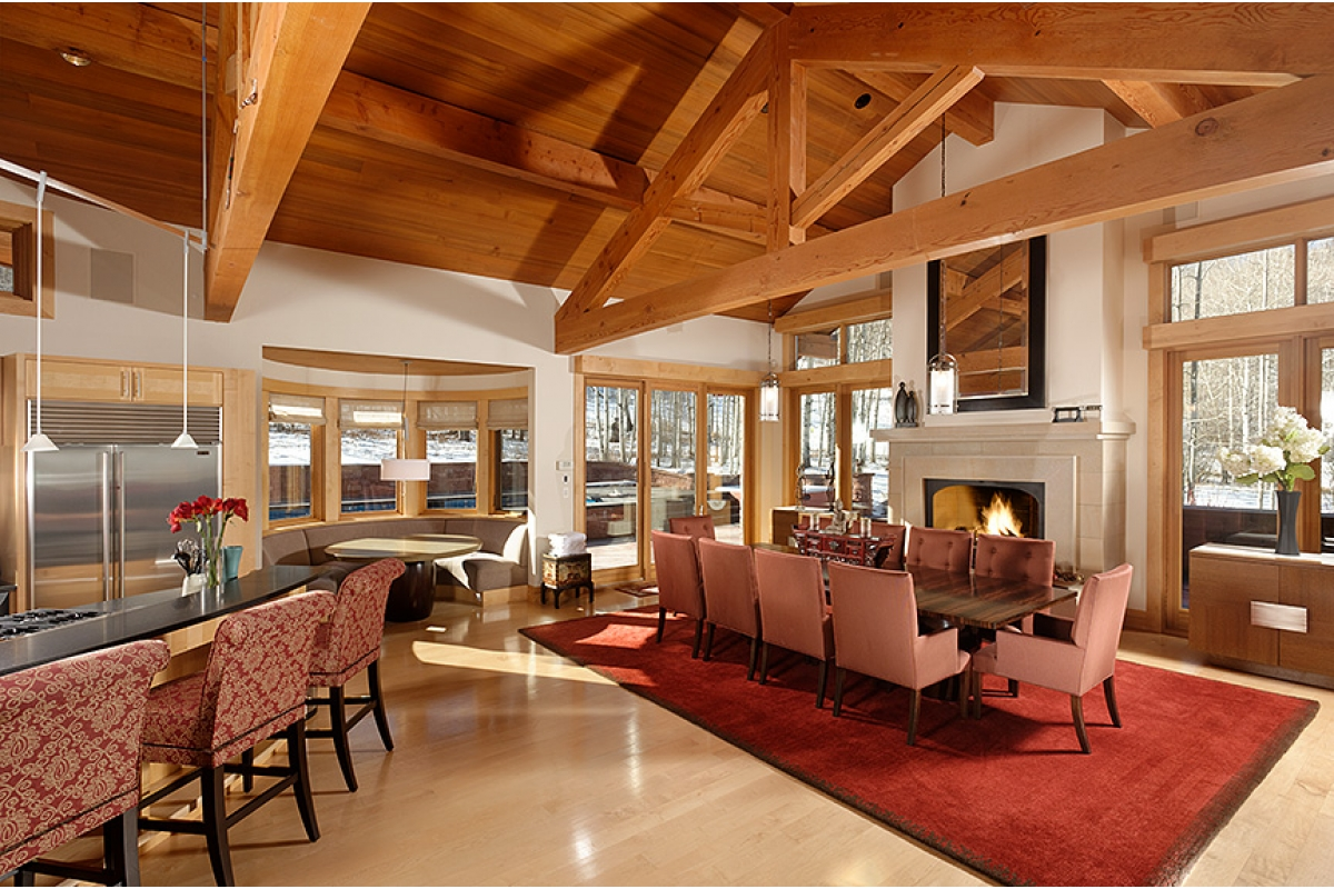 East Fork Estate Snowmass vacation rental
