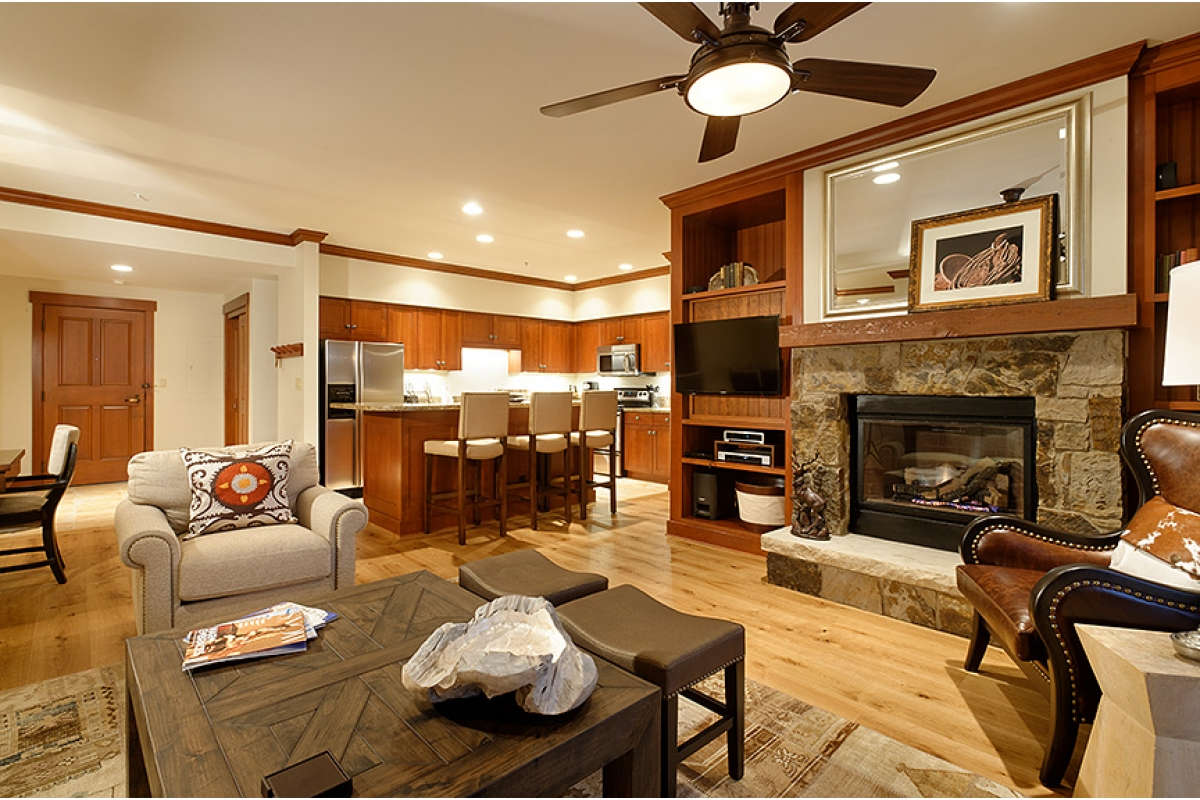 2-Bedroom Rental at Snowmass Club Residences