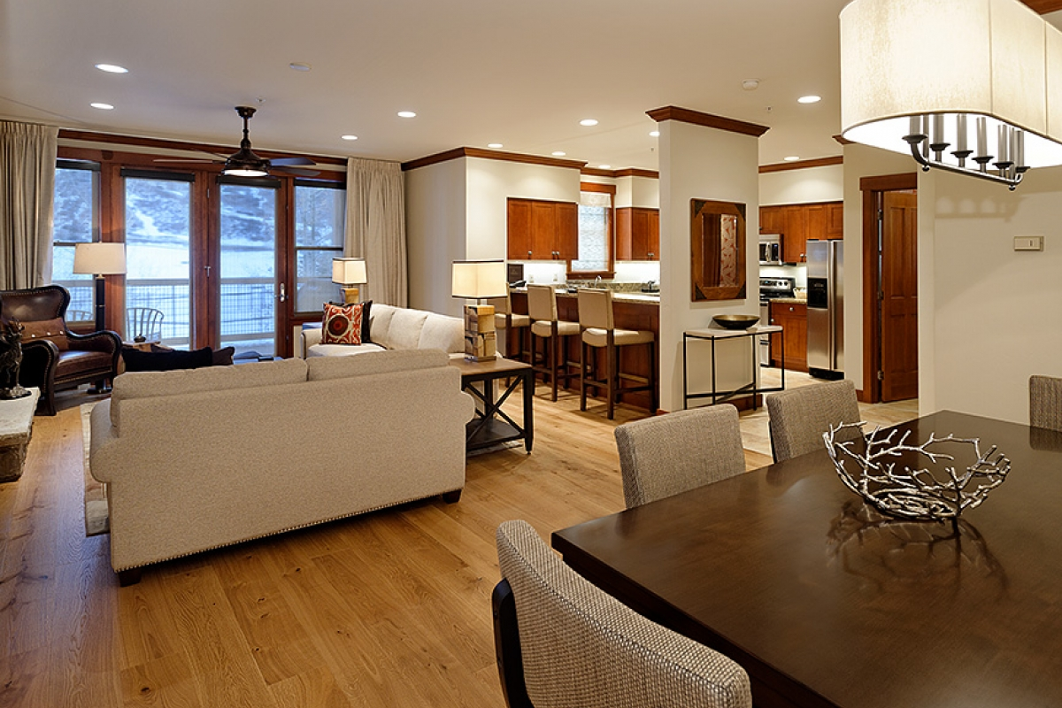 Three Bedroom Snowmass Residence Club