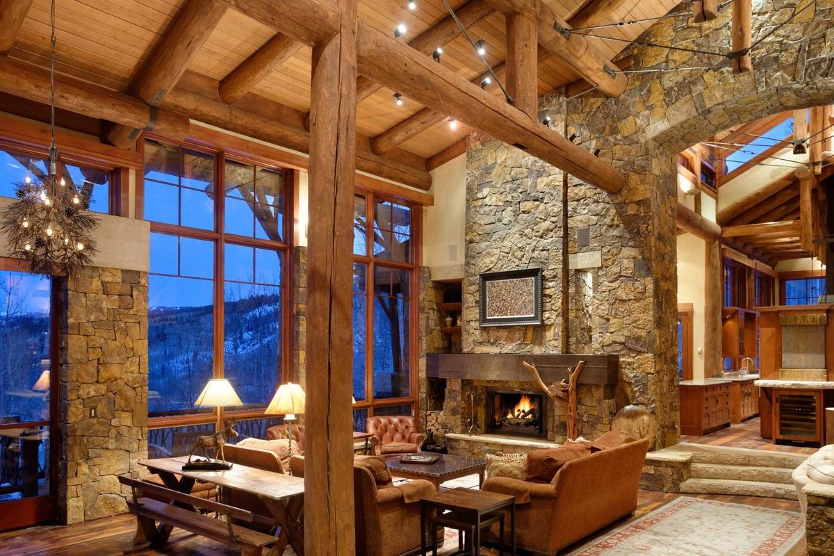 Treehouse On West Fork Alpine Property