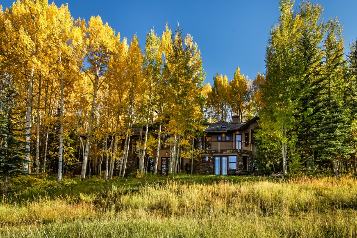 Chocke Cherry Cottage Snowmass vacation rental