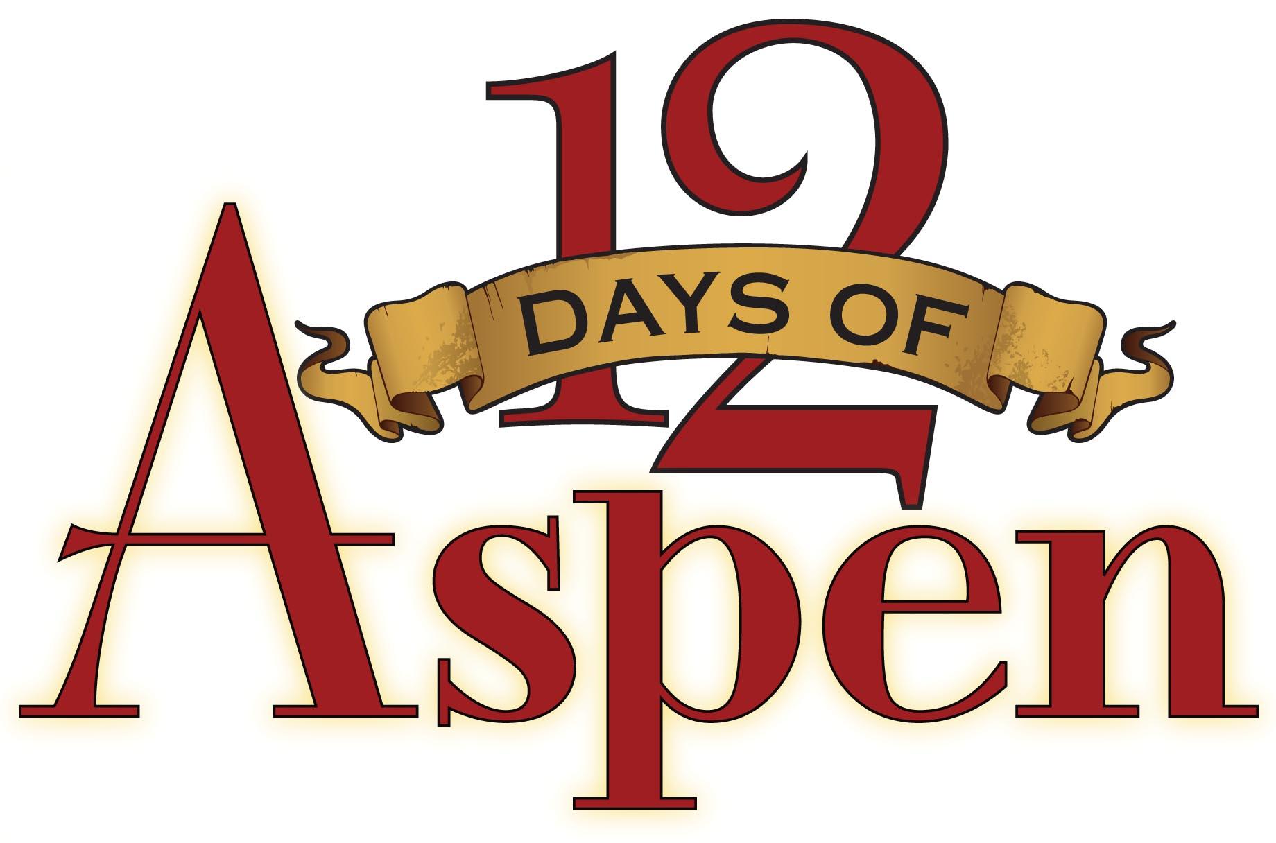 12 Days of Aspen logo